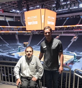 Fiserv Forum Tour